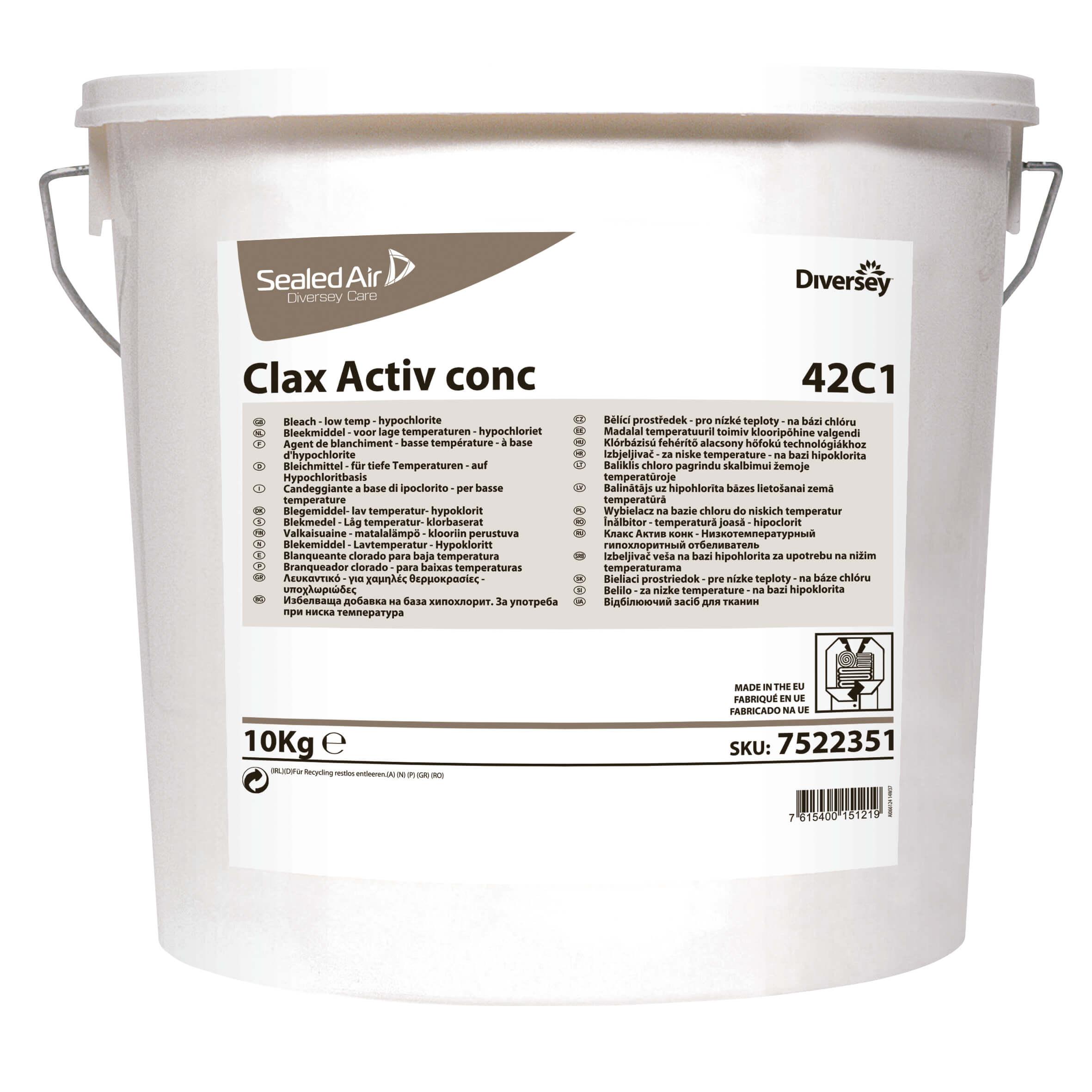 Clax Activ conc 42C1