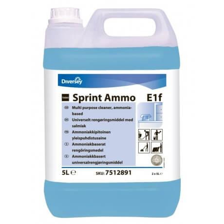 Sprint Ammo