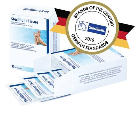 Sterillium Toalhetes