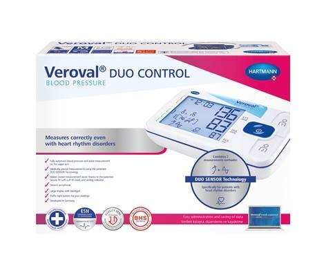 Veroval Duo Control