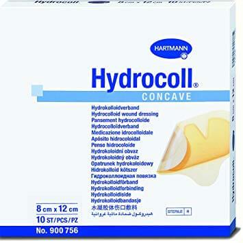 Hydrocoll Concave