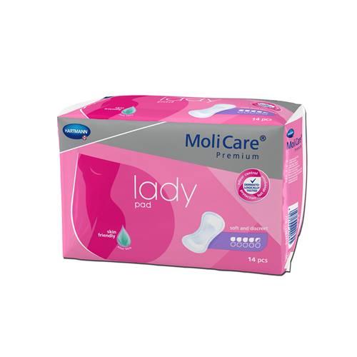 Molicare Premium Lady Pad 4,5 Gotas