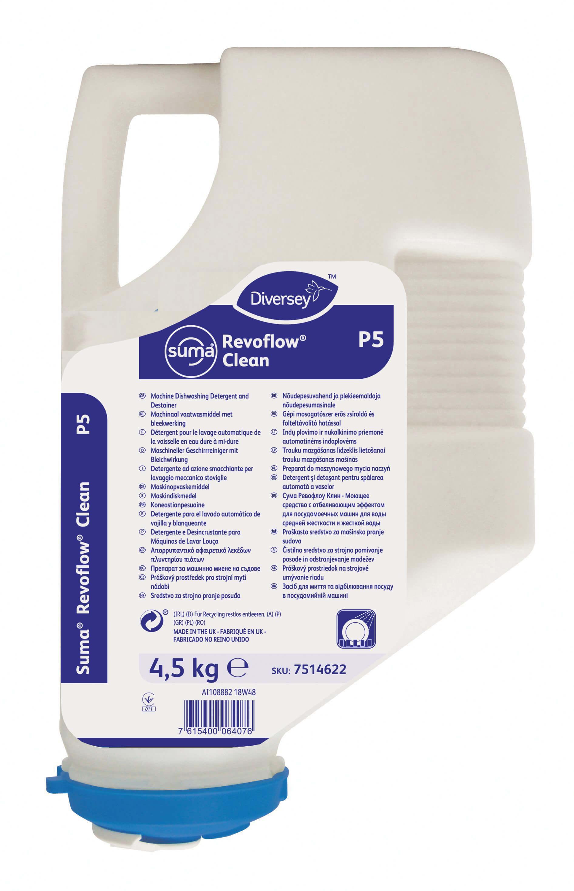 Suma Revoflow Clean P5