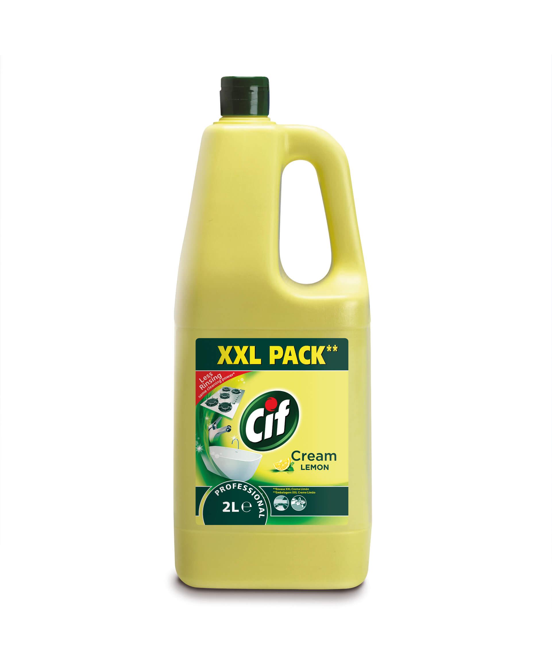 Cif PF Creme Limão