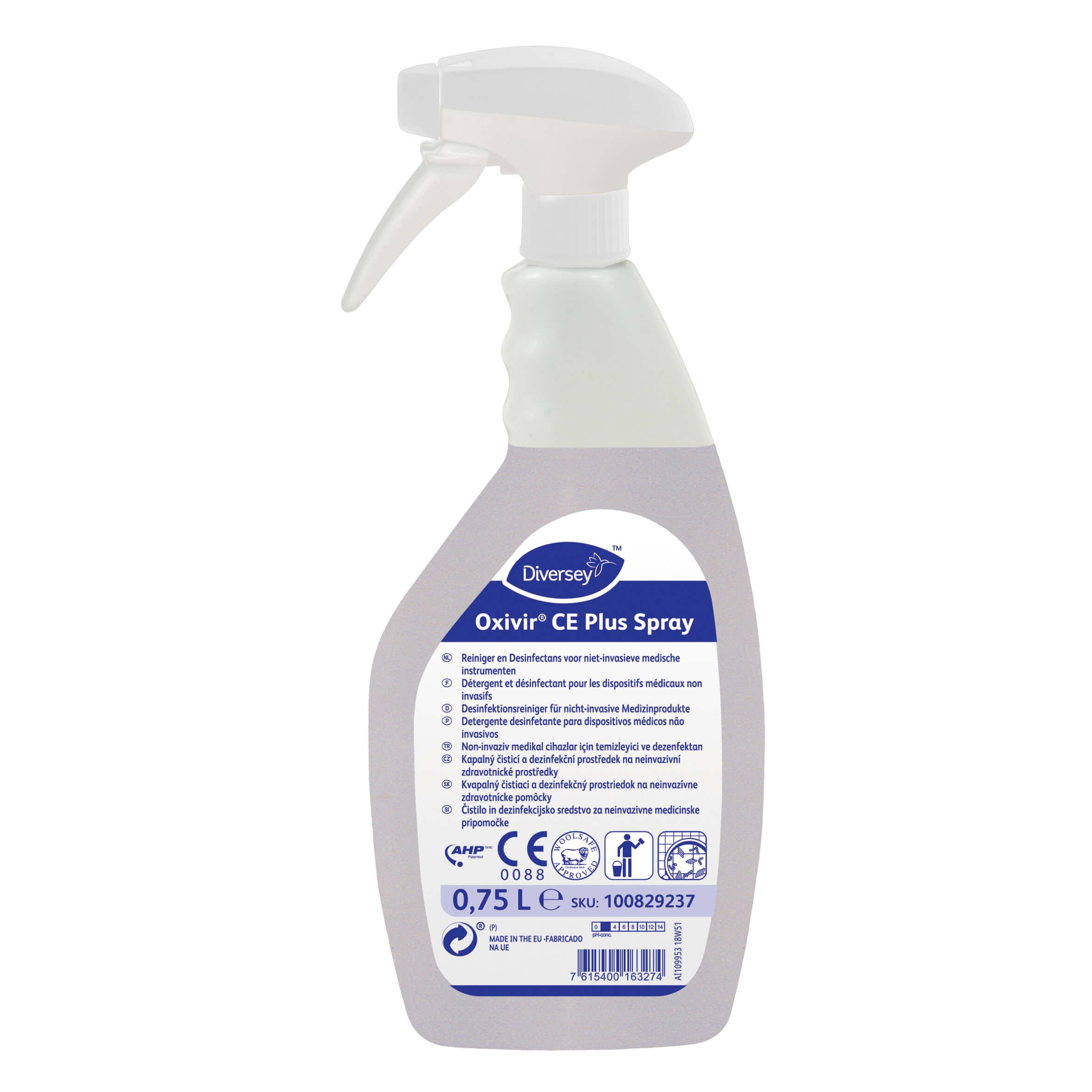 Oxivir Plus Spray